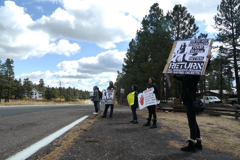 Peabody-CRUM-protest