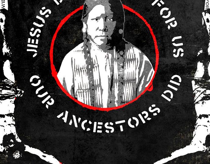 Jesus Did Not Die For Us Our Ancestors Did