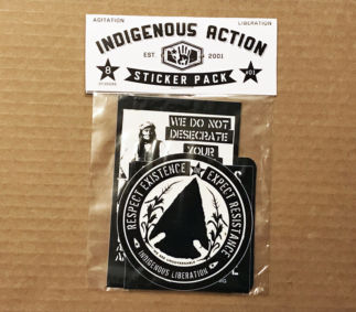 indigenous-action-sticker-pack
