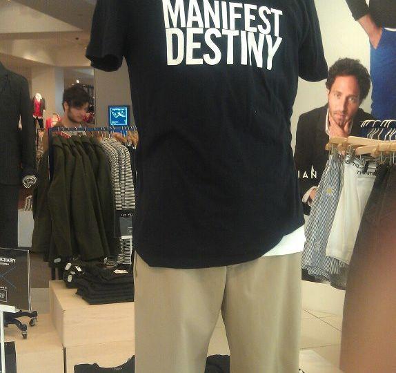 manifestdestinyshirt