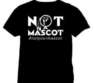 not-a-mascot-shirt-original